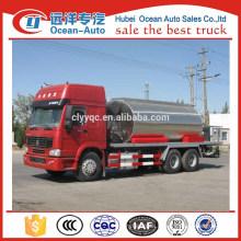 HOWO 10000 liter Sprayer Tar Distributor Truck China Supplier