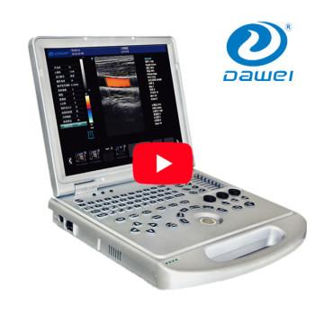 ДГ-C60plus цвет доплеровский ультразвуковой машины портативный 3D 4D для продажи