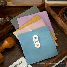 Gift Greeting Card Special Paper Material Envelope Bag
