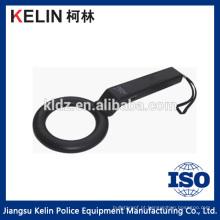 Detector de metais à mão da segurança alta quente da sensibilidade das vendas / detector de metais Handheld
