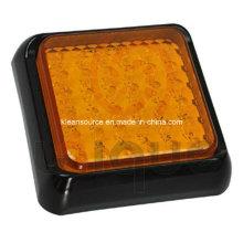 36 LEDs âmbar Indicador luminoso de direção traseira do caminhão