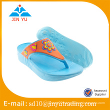 2016 China factory price lady style EVA slipper beach use slipper