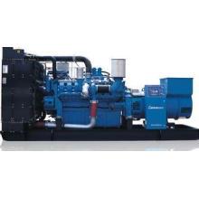 900kw Mtu Diesel Engine Power Station