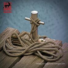 Cuerda de amarre uhmwpe de 12 hilos, cuerda flotante, fabricantes de cuerdas de amarre