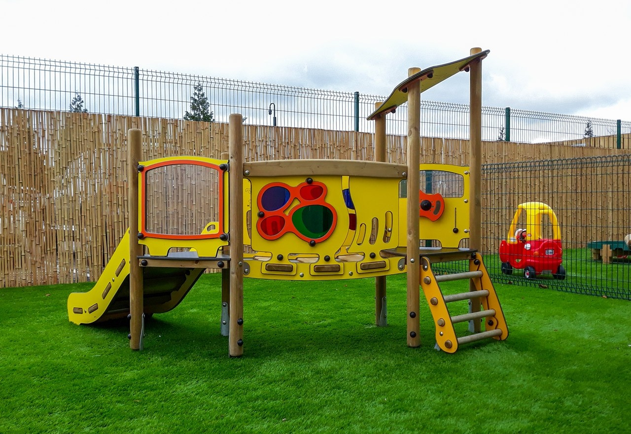 school multiplay play structures