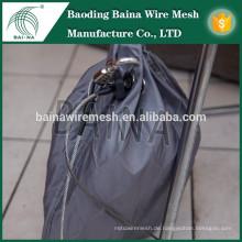 Baina Anti Theft 45L Edelstahl Metall Mesh Bag / neue Design Trendy schwarze Anti Diebstahl Reise Tasche