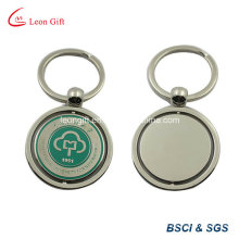 Zinc Alloy Spinning Key Tag