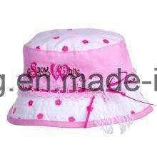 Casquillo / sombrero de moda del cubo de los niños, sombrero flojo