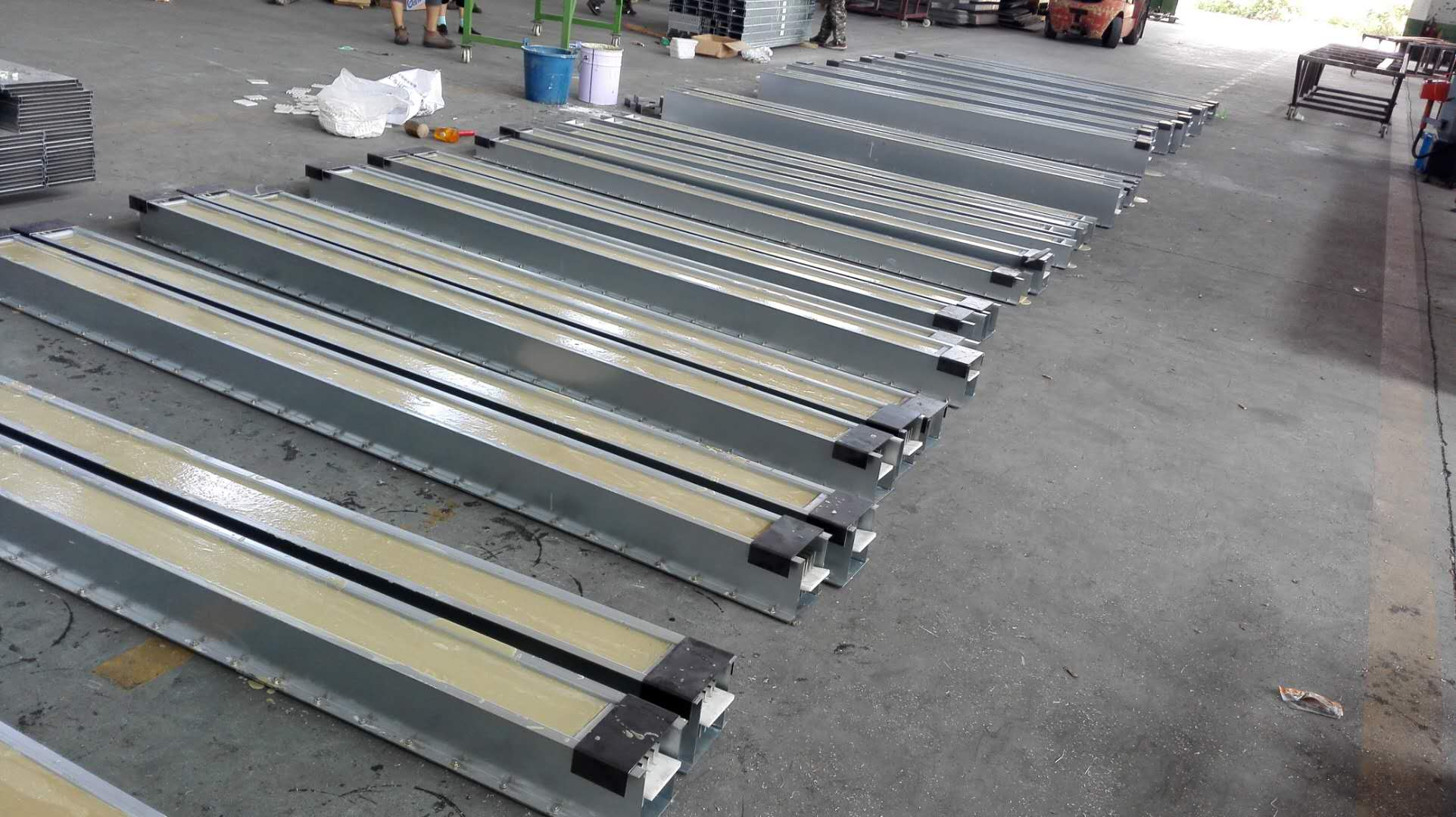 cast resin bus duct