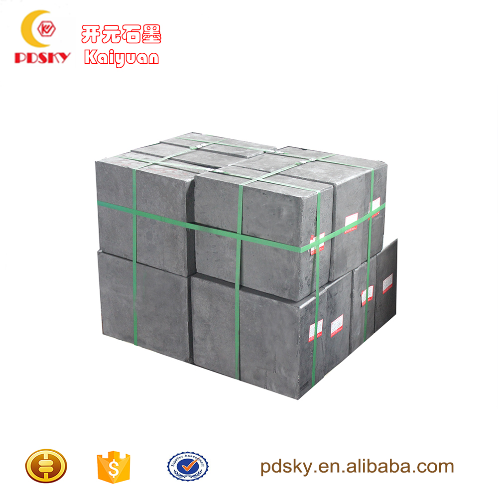 Supply High Purity and High Density Isostatic Pressing Graphite Block