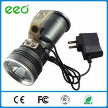 O mais novo projeto 5w levou lanterna, lanterna recarregável, lanterna recarregável led