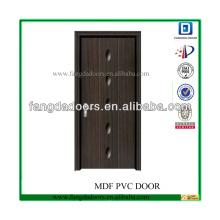 Fangda pas cher intérieur porte en bois design