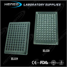 hemagglutination plate
