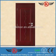 JK-HW9101 Rote Malerei Holz Schlafzimmer Tür