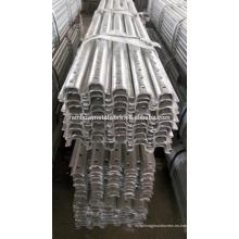 Puentes de canal de U de acero perforado
