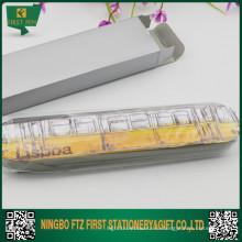 Логотип Печать Оловянная подарочная коробка для ручек