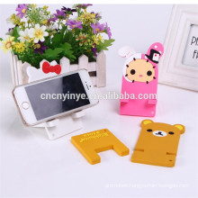 Promotional rubber moblie phone holder,cell phone holder