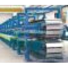 Línea de producción de paneles sandwich de PU