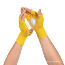 Fußball-WM Fans Souvenirs machen Lärm Fan Hand Poping Klatschen Handschuhe