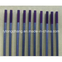 Lila 10PCS Verpackung Wt30 thorierten Wolfram Elektroden Dia1/8′′ Boden