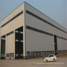 Prefabricated Construction Design Steel Structure Warehouse Building