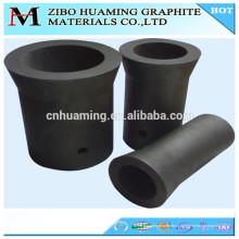 China cadinho de carbono cadinho de grafite / pot / tin para o alumínio de fusão