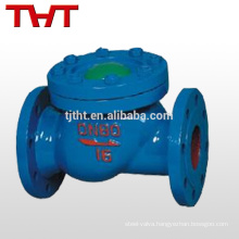 soft seal flange type soft close check valve 10 inch price