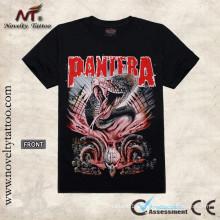 R100294 Projetos do tatuagem da serpente Camisetas