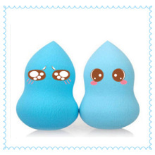Ground Shape Cosmetic Sponge Round Puff Sponge Power Puff for Women