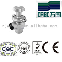 Sanitary Stainless Steel Regulator Valve (IFEC-RV100001)