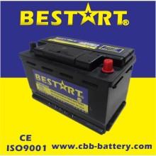 12V80ah Premium Quality Bestart Mf Bateria do veículo DIN 58014-Mf