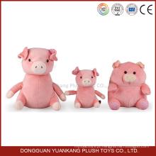 O costume 10 avança o porco macio relativo à promoção do luxuoso do brinquedo