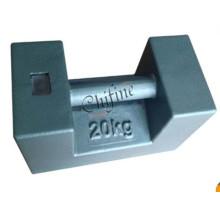 Custom Iron Sand Casting Crane Counter Weight