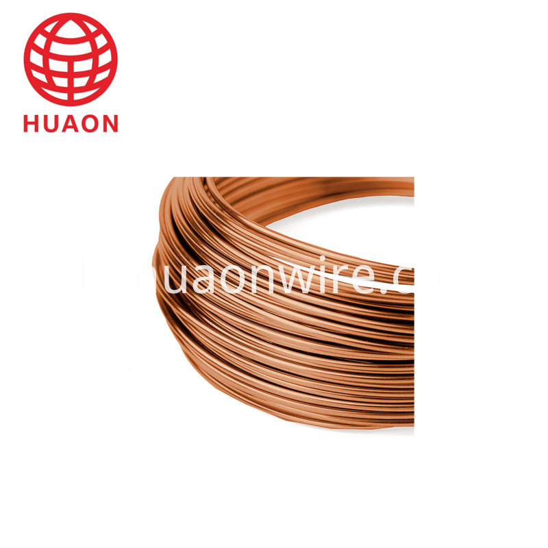 Low Oxygen Copper Rod For Wire