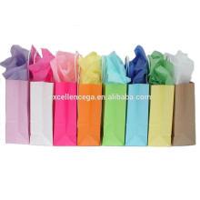 Pantone color printing kraft paper bag