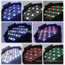 Factory price 54x3w dj light disco light led mini par can