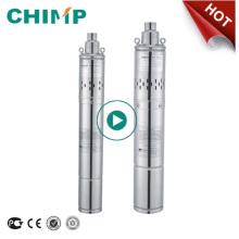 Schimpanse Qgd-Serie einphasig Tauchmotor Hochdruck Zentrifugalwasserpumpe