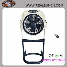Ventilador de suporte de caixa de 12 polegadas com controle remoto