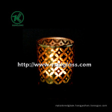 Glass Candle Votive (*6.5*7*. 8)