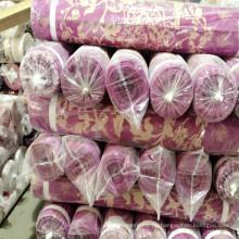Changxing Märkte gebürstet Mikrofaser Stoff zum Verkauf