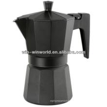 Aluminum Cooks Portable Single Cup Espresso Coffee Maker