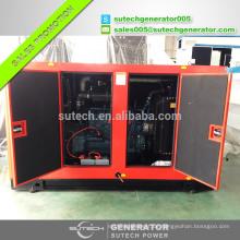 80kw / 100kva Dieselgenerator mit DEUTZ Motor TD226B-6D