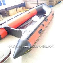 (PVC) Boot benutzt aufblasbare 380