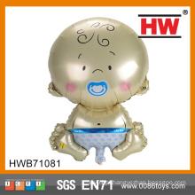 Balão quente do bebê dos desenhos animados da venda 50PCS / Bag