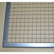 304 food grade stainless steel wire oven mesh baking tray