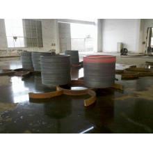 Anillos de soporte para rodamientos / 42CrMo4, Ck45, 1045