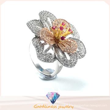 Кольцо ювелирных изделий высокого качества ювелирных изделий способа высокого качества & горячего сбывания шикарное кольцо R10501