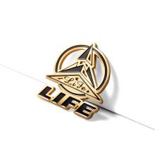 Wholesale Custom High Quality Hot Sale Metal Lapel Badge Cartoon Enamel Pins folk crafts