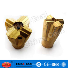 Solid Carbide Rock Drilling Bits for Mining