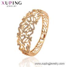 52167 xuping women Bracelets en cuivre plaqué or 18 carats